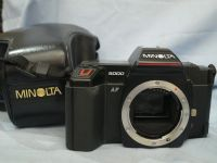 * MINT * Minolta 5000 AF SLR Camera Cased £9.99